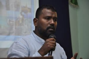 State Level Training for Coastal Rights Defenders at Thanjavur