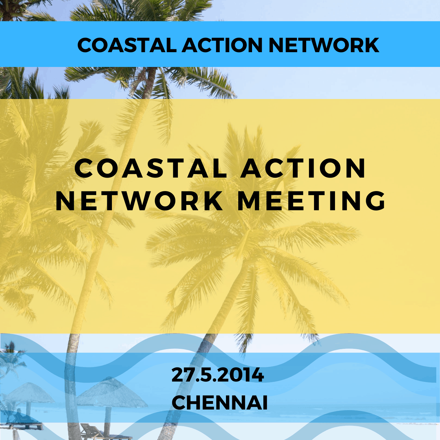 Coastal Action Network Meeting