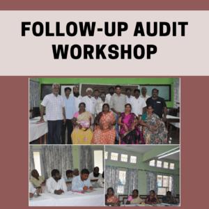Follow-up Audit Workshop