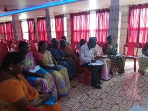 One-day training for Development planning for the Gram Panchayat Development Planning committee
