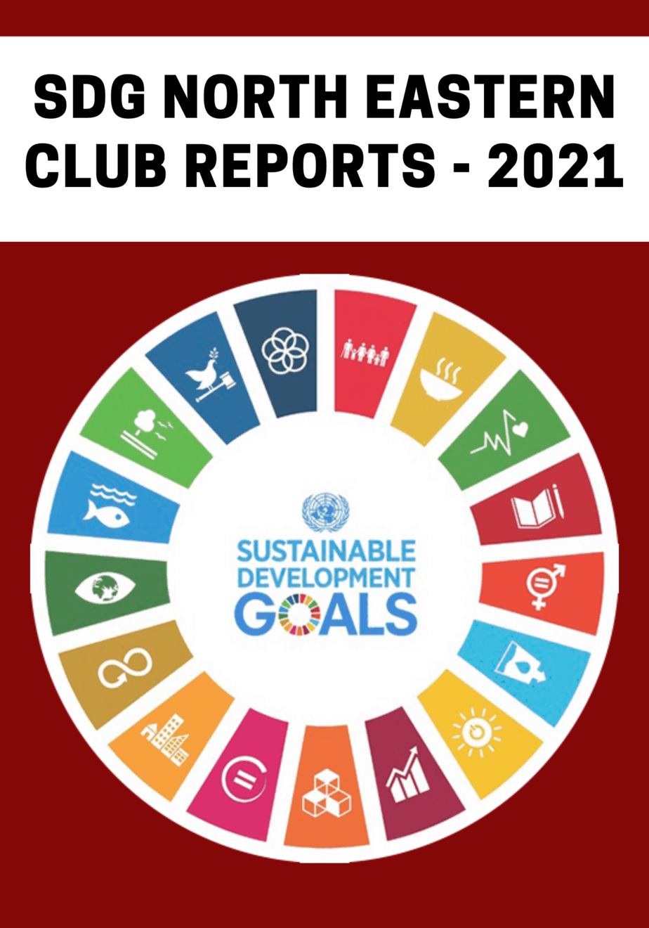 SDG – NORTH EASTERN CLUB REPORTS – 2021