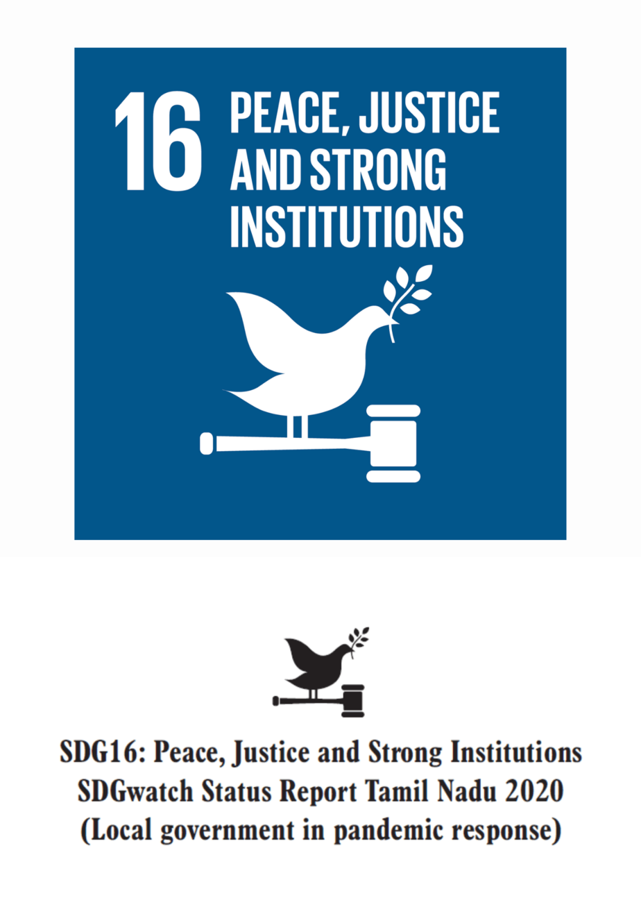 SDG16: Peace, Justice and Strong Institutions (Southern Region)