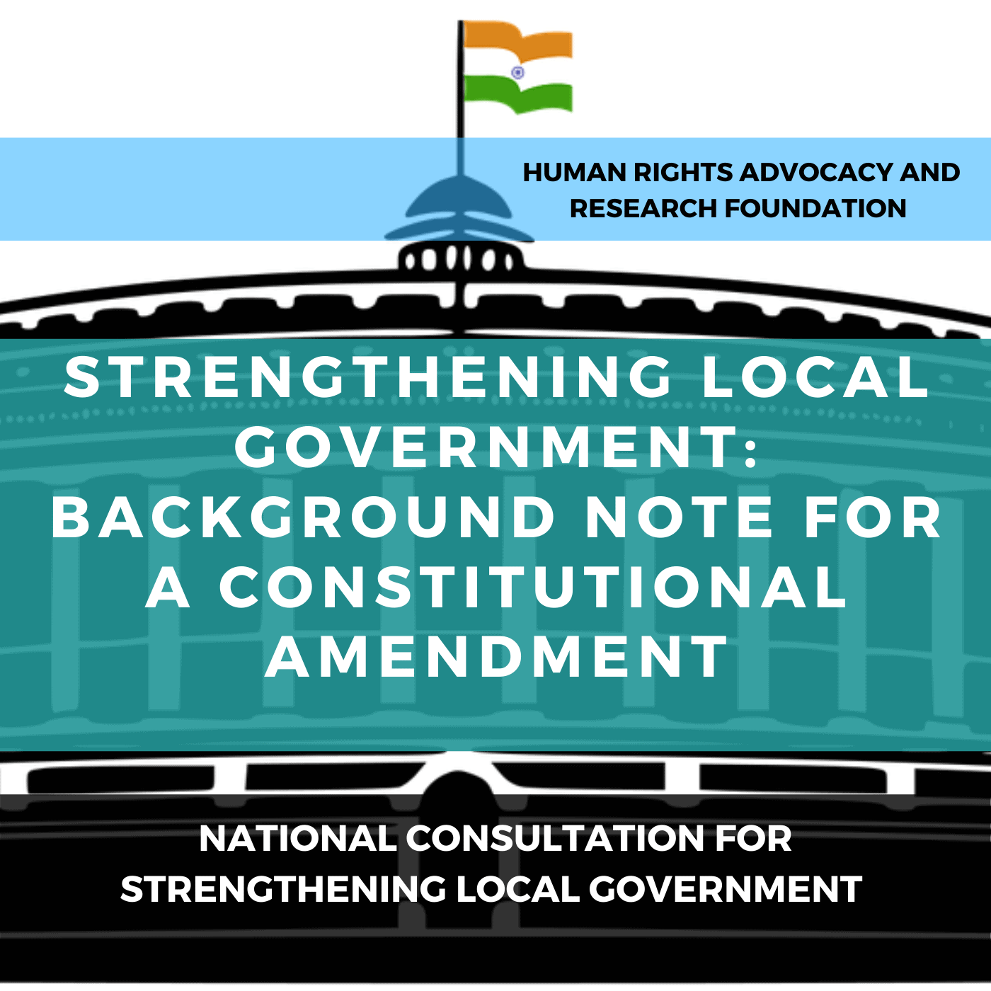 Strengthening Local Government: Background note for a Constitutional Amendment