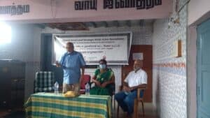 Zonal Level Strategic Multi-Actor Roundtable - Trichy 2021