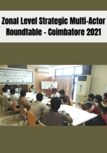 Annual Z-SMART 2021 – Coimbatore