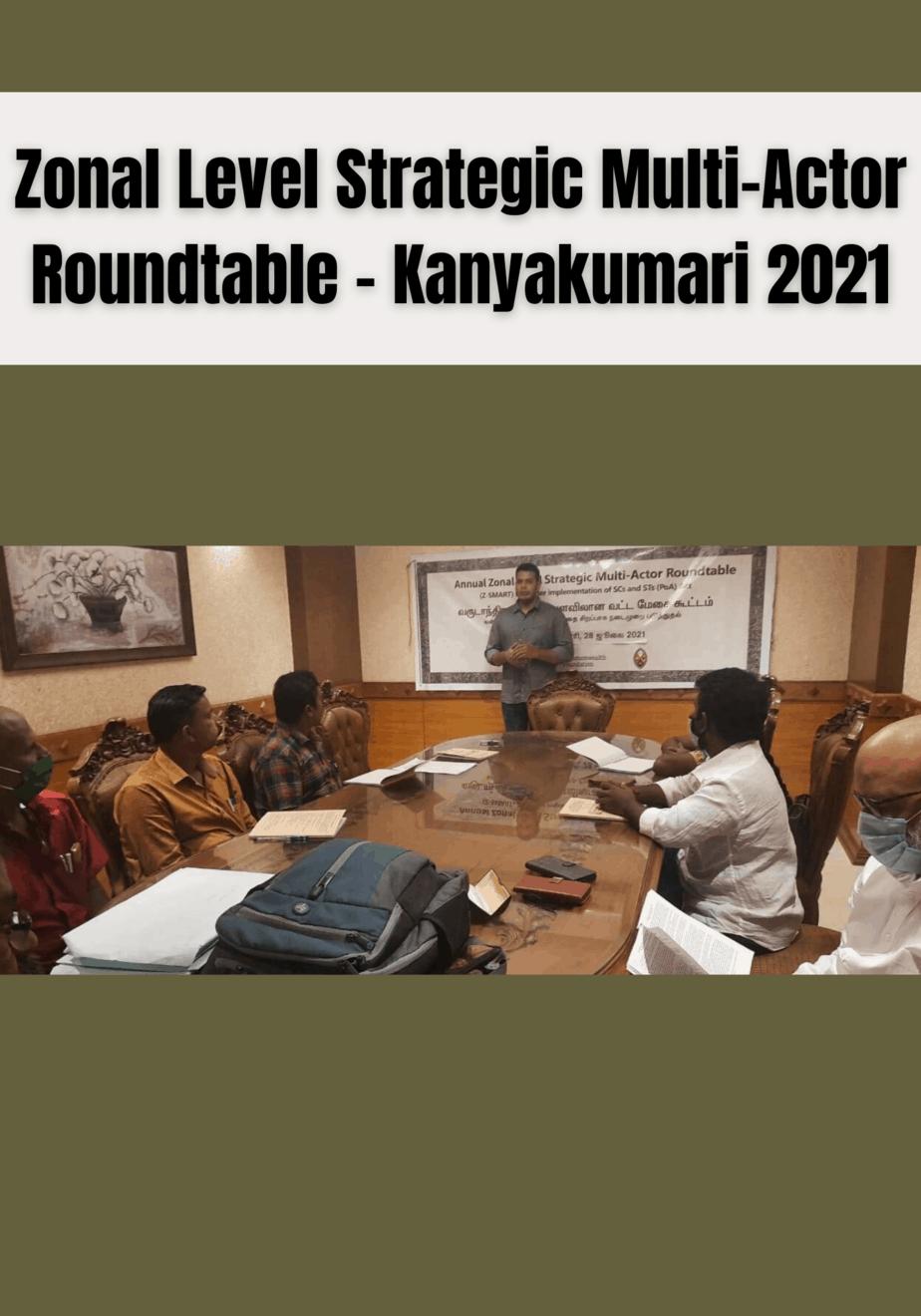Annual Z-SMART 2021 – Kanyakumari