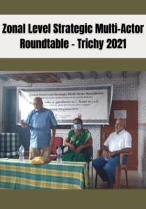 Annual Z-SMART 2021 – Trichy