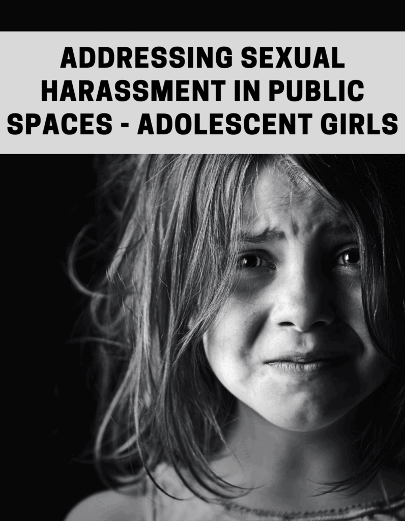 Addressing Sexual harassment in Public Spaces