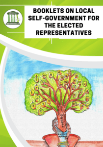 Compendium of seven booklets on local self-government for the elected representatives