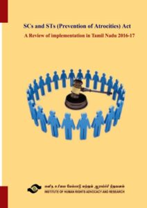 SCs/STs (PoA) Act: Implementation in Tamil Nadu 2016