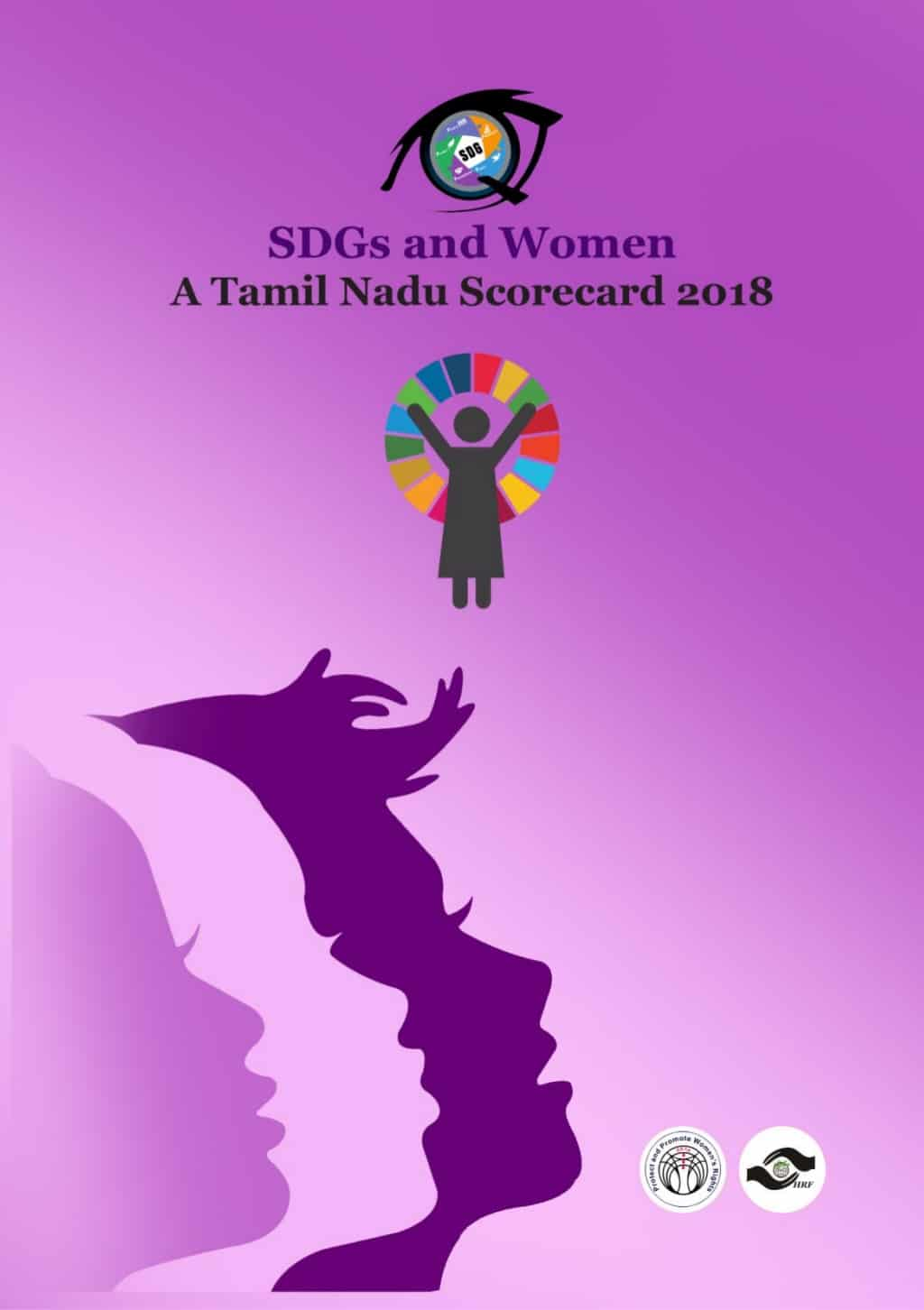 SDGs and women in Tamil Nadu a Score Card (2018)