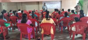 District Meeting - Strengthening Local Govt - Vellore (2021)