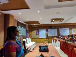 Panchayat Elected Representatives Training - Erode 2021