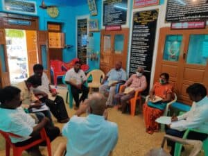 Zonal Level Strategic Multi - Actor Roundtable - Ramanathapuram 2021