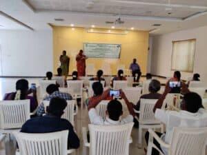 Panchayat Elected Representatives Training - Karur 2021