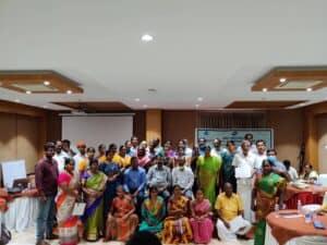 Panchayat Elected Representatives Training - Namakkal 2021